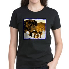 Boxer Women's Dark T-Shirt