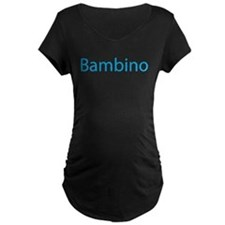 Baby in Italian - Maternity Shirt