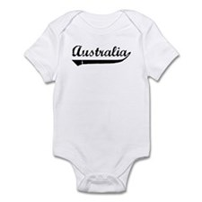 Australia (vintage) Infant Bodysuit