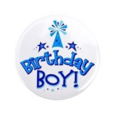Birthday Boy 3.5&quot; Button