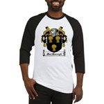 MacMorogh Family Crest Baseball Jersey
