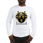 MacMorogh Family Crest Long Sleeve T-Shirt