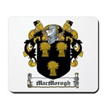 MacMorogh Family Crest Mousepad