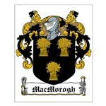 MacMorogh Family Crest Small Poster
