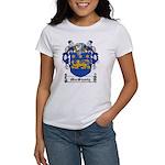 MacShanly Family Crest Women's T-Shirt