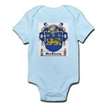 MacShanly Family Crest Infant Creeper