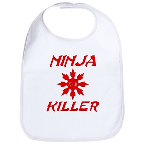 Ninja Killer Bib