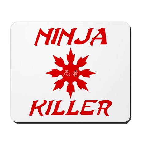 Ninja Killer Mousepad