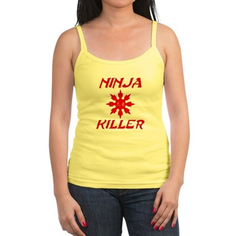 Ninja Killer Jr Spaghetti Tank