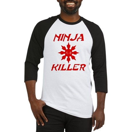 Ninja Killer Baseball Jersey