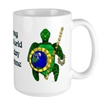 Eco Warrior Large Mug
