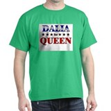 DALIA for queen T-Shirt
