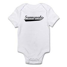 Sunnyvale (vintage) Infant Bodysuit