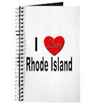 I Love Rhode Island Journal