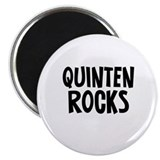 "Quinten Rocks 2.25"" Magnet (10 pack)"