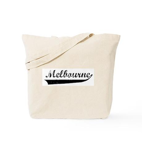 Melbourne (vintage] Tote Bag