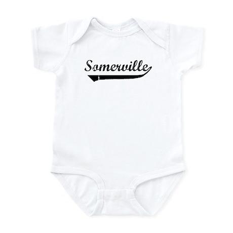 Somerville (vintage] Infant Bodysuit