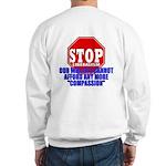 Stop Liberalism Conservative Sweatshirt