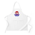 Stop Liberalism Conservative BBQ Apron