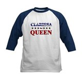 CLARISSA for queen Tee