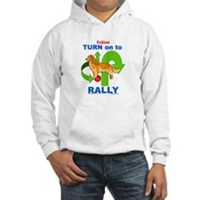 Golden Retriever RALLY Hoodie