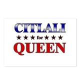 CITLALI for queen Postcards (Package of 8)