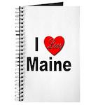 I Love Maine Journal