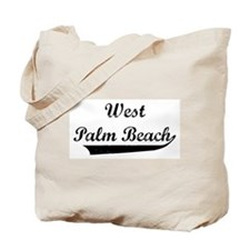 West Palm Beach (vintage] Tote Bag