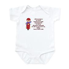 Life's Journey Scooter Infant Bodysuit