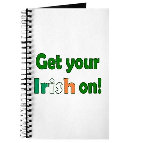 Get Your Irish On Journal
