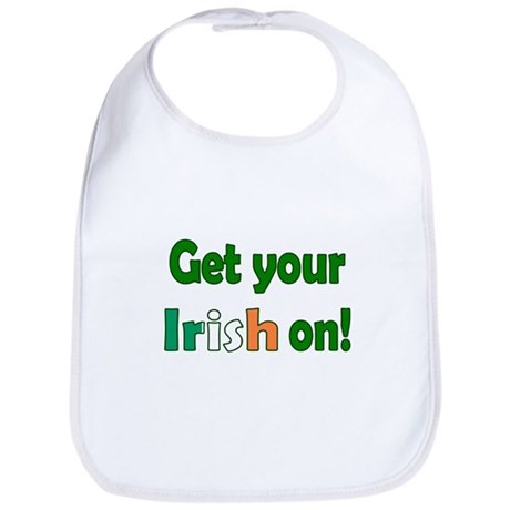 Get Your Irish On Bib