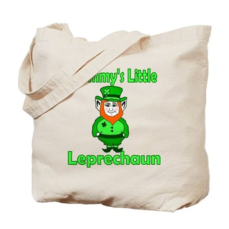 Mommy's Little Leprechaun Tote Bag