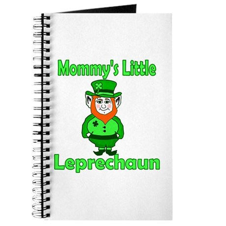 Mommy's Little Leprechaun Journal