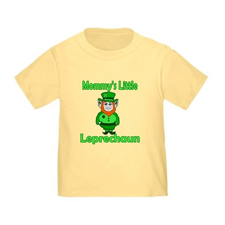 Mommy's Little Leprechaun Toddler T-Shirt