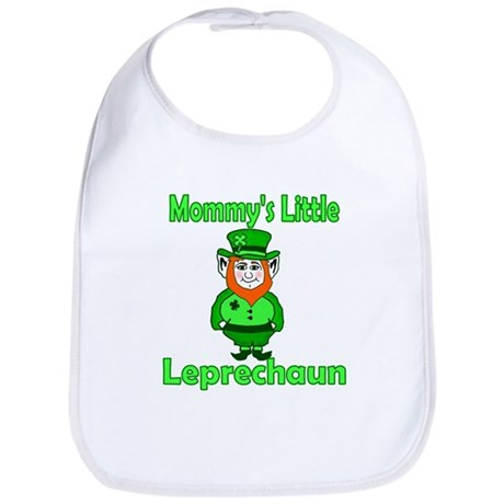 Mommy's Little Leprechaun Bib