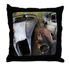 Throw Pillow - Jaguar XK120