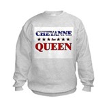 CHEYANNE for queen Jumpers