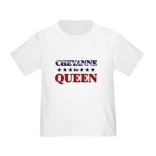 CHEYANNE for queen T