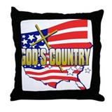 Religious Throw Pillow