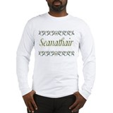 'Grandfather' in Irish Gaelic Long Sleeve T-Shirt