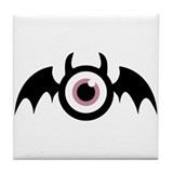 Wing Eye Tile Coaster