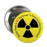 "Nuclear Power Is NOT The Answer 2.25"" Button (100"
