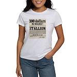 Reward Horse Thief Women's T-Shirt