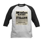 Reward Horse Thief Kids Baseball Jersey