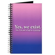 Not A Fag-In-Training Journal
