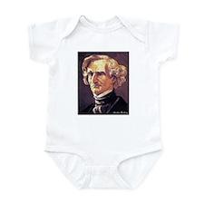 "Faces ""Berlioz"" Infant Bodysuit"