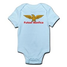 Futsal Benfica Infant Creeper
