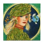 Mother Earth Tile Coaster