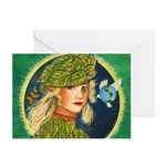 Mother Earth Greeting Cards (Pk of 10)