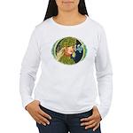 Mother Earth Women's Long Sleeve T-Shirt
